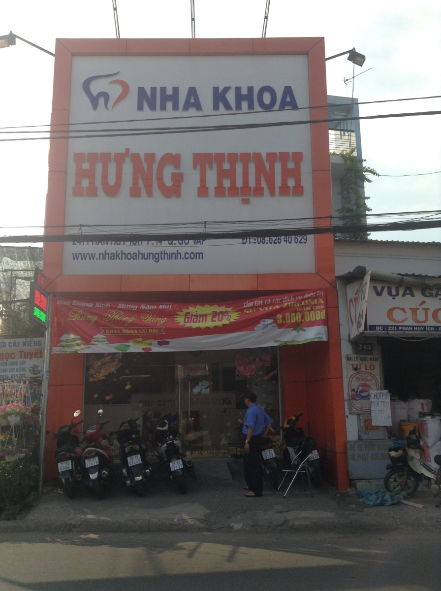 NHA KHOA HƯNG THỊNH