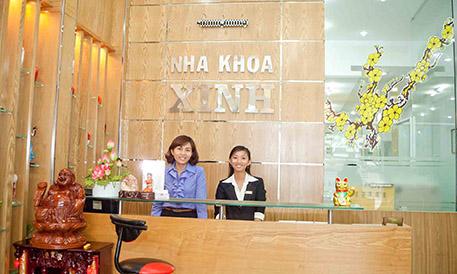 NHA KHOA XINH XINH