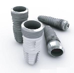 7 loại implant được sử dụng phổ biến tại Việt Nam