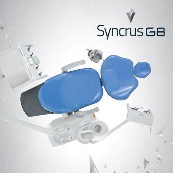 Ghế nha khoa Syncrus G8