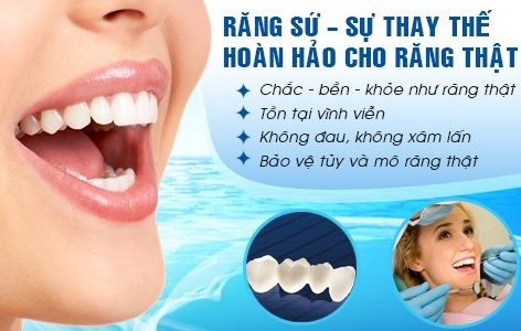 Răng sứ Cercon và những điều cần biết